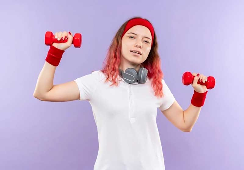 تمرین های ورزشی