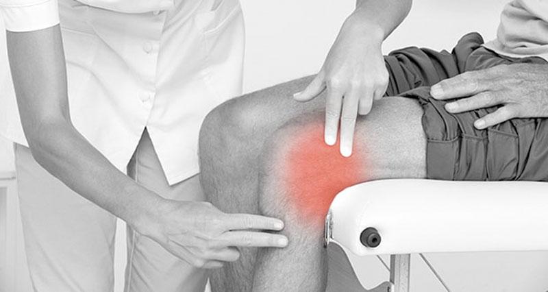 علت شایع زانو درد